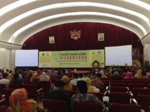 Kongres Bahasa Daerah Nusantara Pertama, di Gedung Merdeka Kota Bandung, Selasa (02/08/2016)/ahm