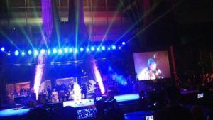 """Sutardji Calzoum Bachri dengan gaya rck and roll dalam """"Kesaksian Rendra"""" (7 Tahun Mengenang Seniman Besar Indonesia/seni"""