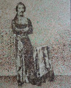 Raden Saleh karya Chandra Maulana